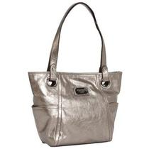 New Relic Heather Medium Tote - Pewter  Rlh8124-044 Photo