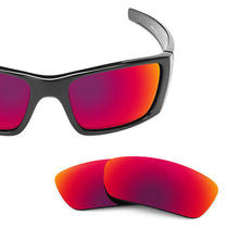 New Revant Polarized Midnight Sun Replacement Lenses for Oakley Fuel Cell Photo