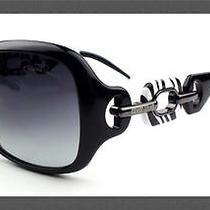 New Roberto Cavalli Sunglasses Calla Rc 516s 01b Black Zebra Pattern Photo