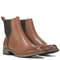 New Rocket Dog Camilla Chelsea Boots in Brown Size 9.5 Photo