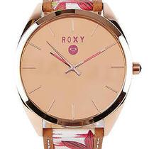 New Roxy Women's Mirror Watch Women's Wristwatch Black Photo