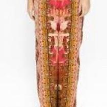 New Rrp 500 Camilla Franks Silk Jaisalmer Pants Kaftan Size 1 Photo