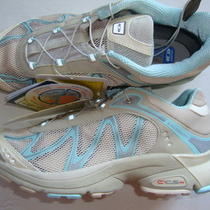 New Salomon  Women 'S 7 Xt Whisper Dream / Beach / Aqua Photo
