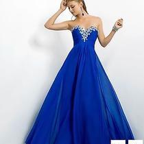 New Saphire Evening/prom/cruise Dress by Blush Photo