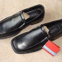 New Size 9 Aldo Bellini Bike Black Slip on Loafers 5805 Photo