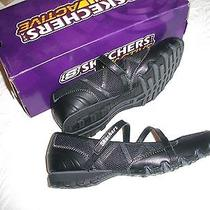 New Skechers Bikers Fame Game Shoes Size 8.5   21121  Black Photo
