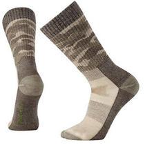 New Smartwool Hunt Medium Cushion Camo Crew Socks (Size Large) Sw001349 Fossil Photo