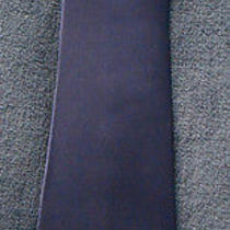 New Solid Navy Blue Power Men's Necktie  Neck Tie Sleeved Steven Harris Photo