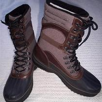 New Sorel Kitchener Conqoest Men's  Boots size9.5200.00 Photo