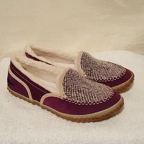 New Sorel Tremblant Blanket Womens Slippers Photo