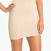 New Spanx Lust Have High Waist Half Slip Nude Size Medium Photo