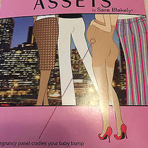 New Spanx Maternity Pantyhose Marvelous Mama Assets Size 4 Nude Photo