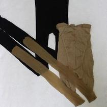 New Spanx Set of Two Original Shaping Tights Sz E Photo