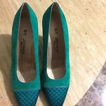 New St. John Shoes Size 7 New Photo