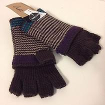 New Steve Madden Texting Gloves One Size Photo