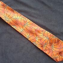 New Steven Harris Basketball Necktie Tie New Photo