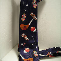 New Steven Harris Hand Made Golf Club Ball Bag Cap Shoes Neck Tie Photo