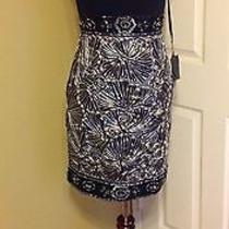 New Sue Wong Navy Platinum Short Ribbon Sequins Cocktail Formal Evening Dress 6 Photo