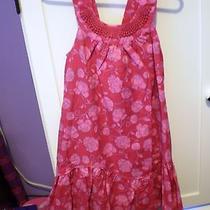 New Sun Dress Red Rose Print Dressy Camilla Toddler Girl Size 3t  Beautiful Photo
