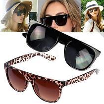 New Super Modern Trendy Hipster Wayfarer Flat Top Frame Sunglasses Photo