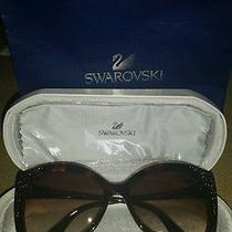 New Swarovski  Brown Sunglasses  Photo