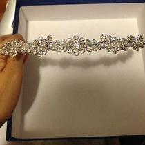 New Swarovski Crystal Bridal/prom Tiara Photo