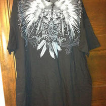 New T Shirt Xxl Inc From Macys Like Affliction Rare Photo