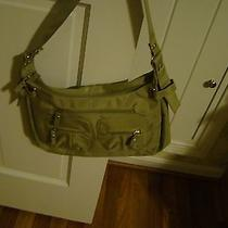New Taupe Colored Lined Bag--Lots of Pockets and Other Compartments Photo