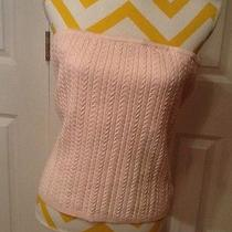 New. the Limited New Women's Pale Pink Cable Tank Xl Photo