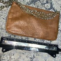 New the Limited Wallet Wristlet Clutch Brown Photo