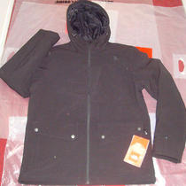 New the North Face Mens Apex Muggsy Softshell Insulated Jacket Medium 280 Black Photo