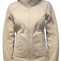 New the North Face Womens Ravi Softshell Apex Jacket Ivory Size Medium Nwt Photo