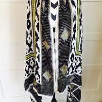 New  Theodora & Callum Wearable Art Tie All Blanket Scarf  Photo