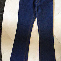 New Theory Casual Pant Blue Size 0 Cotton W/ Stretch 33