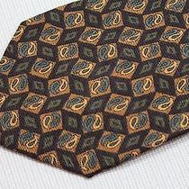 New Tie Yves Saint Laurent Made in Italy 55% Wool 45% Silk  Photo