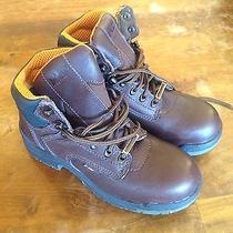 New Timberland Women's Hiking Work Boot Size 7 Model 53359 Titan With Box Photo