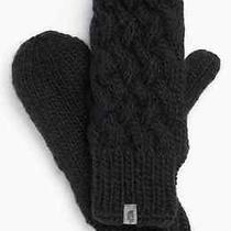 New Tnf the North Face Cable Knit Mitt Women's Mittens - L/xl - Large/xl Photo