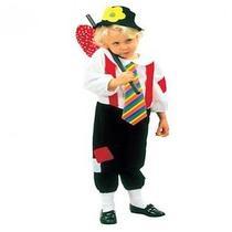 New Toddler Child Hobo Costume - Hat  One Piece Footy Pajama Pj Feet  Photo