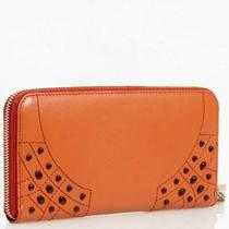 New  Tods Leather Studded Wallet Photo