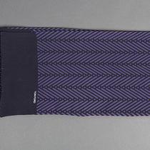 New Tom Ford Luxurious Silk Purple Scarf  Photo