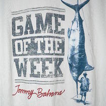 New Tommy Bahama Game of the Week Tee T Shirt Xl Nwt Photo