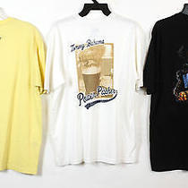 New Tommy Bahama Long Weekend Power Pitcher Roll It Tee Lot of 3 Medium 2 Photo