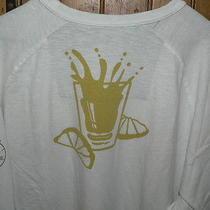 New Tommy Bahama Ls Shot of Lime Sunshine Crew T Shirt Xl Nwt Photo