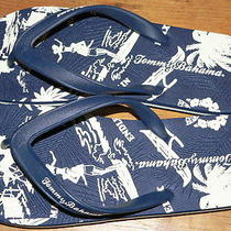 New Tommy Bahama Print Zumi Sandals Shoes Mens Size 8 Photo