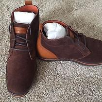 New Tommy Bahama Riker Mens 9 Brown Chukka Boot  - Relaxology Collection Photo