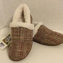 New Toms Womens Slipper Pink Boucle Size 6 Photo