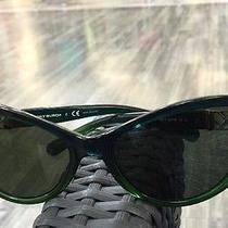 New Tory Burch Ty 9030 1248/71 Green Cat Eye Tory Burch Shades Sunglasses Photo