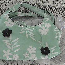 New Tote Bag Flower Print Small Avon Photo