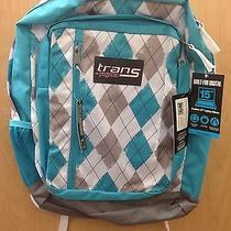 New  Trans Jansport Laptop Backpack Photo