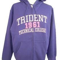 New Trident Technical College Hoodie / Hooded Sweatshirt Sz. Xl Photo